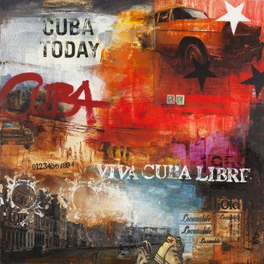 Cuba Today 100x100