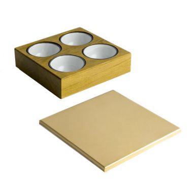 Yellow Cube 3 Box