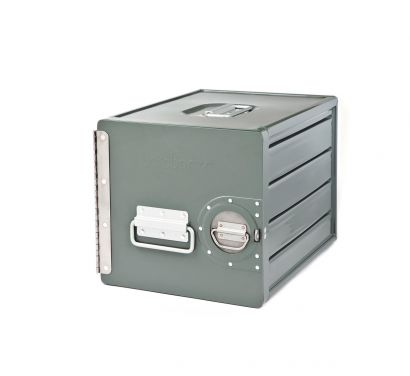 Cube Contenitore - Grigio RAL 7005