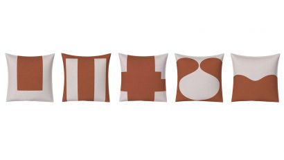 Curved Cushions by Wiener GTV Design