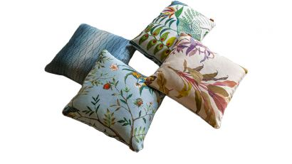 Decorative Cushions Collection by Poltrona Frau