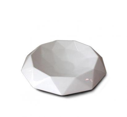Cut Ø 40 Bianco Centrotavola