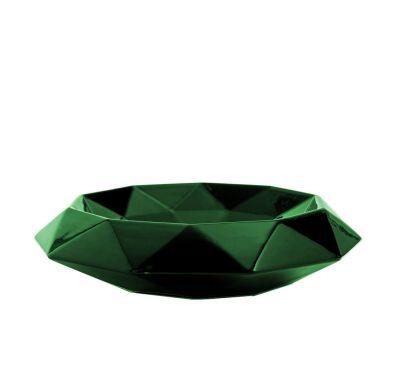 Cut Ø 40 Green Centerpiece