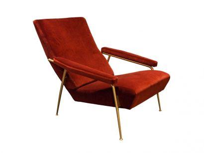 D.153.1 Armchair Molteni&C by Gio Ponti