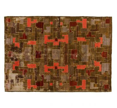 Decolorized Rug - D 1853 - 308x210