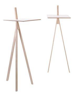Der Kleine Lehner Ash/White Table