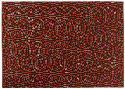 Diamond Strawberry Tapis 350x260