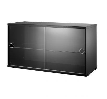 Meuble de rangement à portes coulissantes Display
