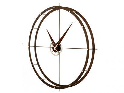 Nomon Doble 0 Wall Clock