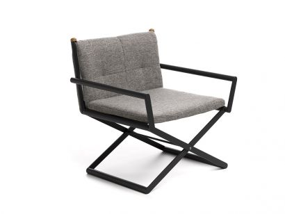 Domino Director Lounge Chair