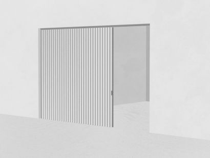 Dooor Side Opening - Textile Door