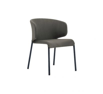 Double 011 Chair - Grey