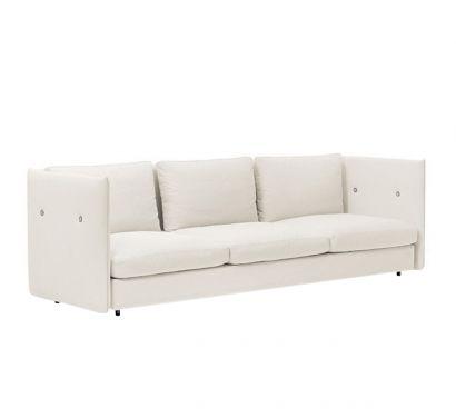 Double 001 Sofa - White