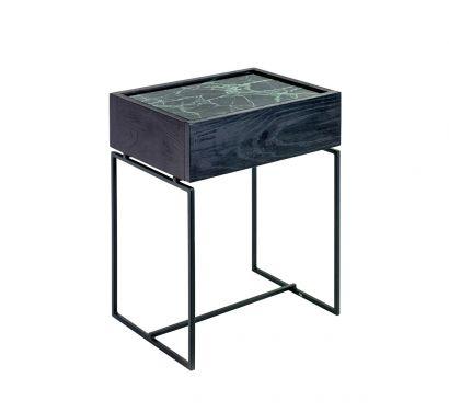 Nero&Verde Drawer Table