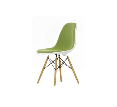 Eames Plastic Chair DSW - Sedia Imbottita