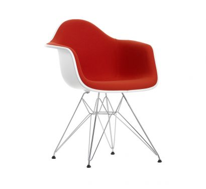 Eames Plastic Armchair DAR - Poltroncina Imbottita