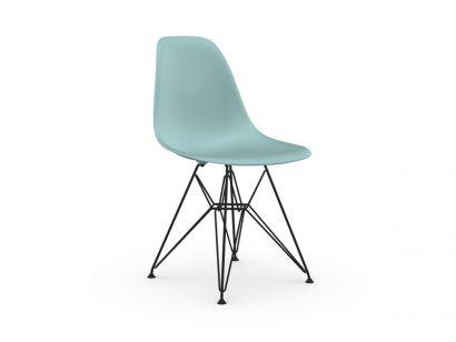 Eames Plastic Chair DSR - Chaise Base Noire
