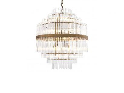 East Chandelier Suspension Lamp