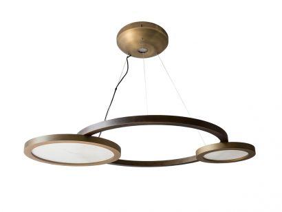 Eclisse Suspension Lamp