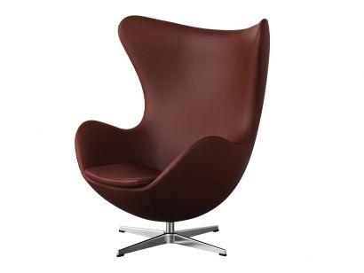 Egg Lounge Chair Fritz Hansen by Arne Jacobsen