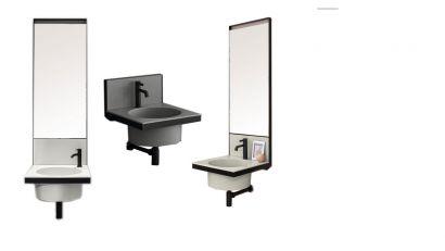 Elle Tonda Sink Modular System
