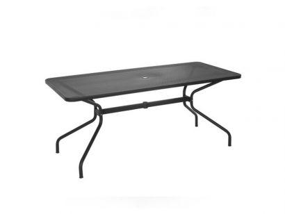 Cambi Rectangular Table - Black