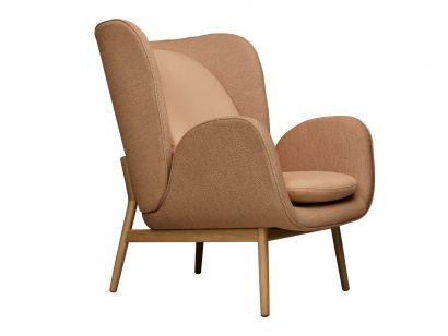 fogia armchair enclose norm studio