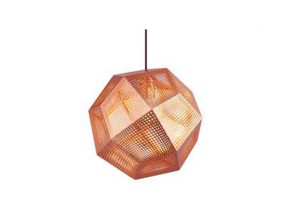 ETCH Shade Copper Lampada a Sospensione