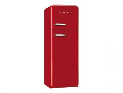 FAB 30 Refrigerator '50 Red