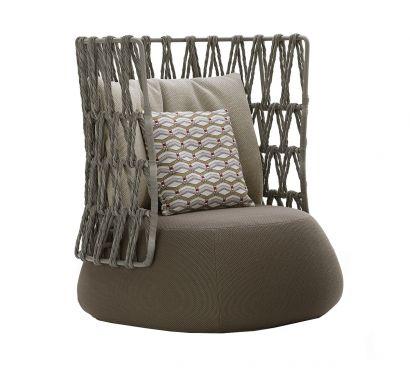 Fat-Sofa High Back Armchair - Outdoor
