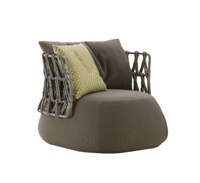 Fat-Sofa Low Back Armchair - Outdoor