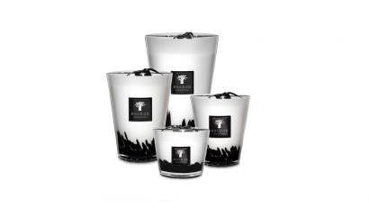 Feathers Candles