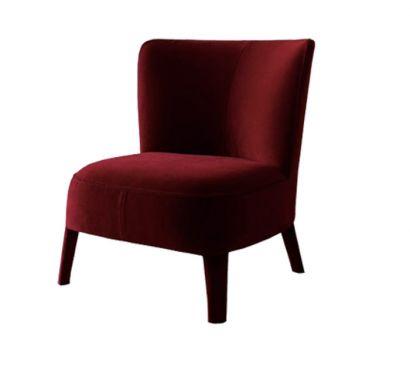 Febo Apta Armchair One-color High Backrest