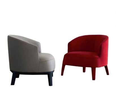 Febo Apta Low Armchair One-color