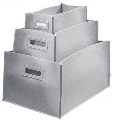 Feltcontainer Micro Contenitore in Feltro