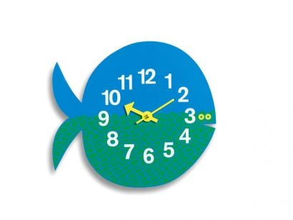 Fernando The Fish Wall Clock