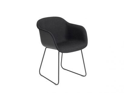 muuto sled fiber chair design