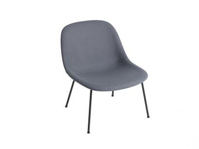 Muuto - Fiber Lounge Chaise / Tube Base