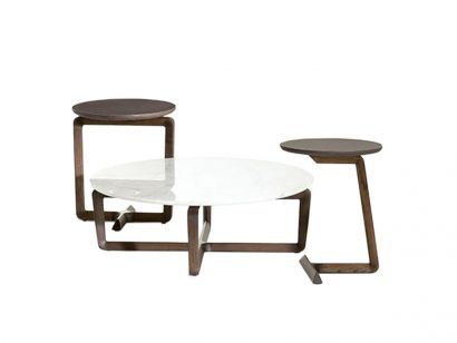 Fidelio Collection - Round Coffee Tables