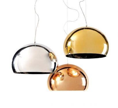 FL/Y Suspension Lamp Metallic