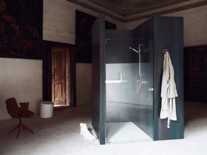 Flat D B1 Niche Showers Door - Agape - Mohd