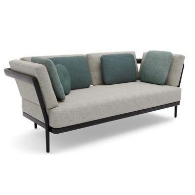 FUR0001069 - 2 Seater Sofa - L. 188,5 cm - P. 83 cm - H. 73 cm