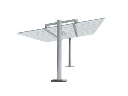 Flexy - Parasol Rectangulaire