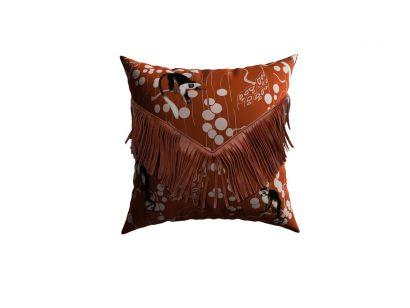Folk Monkey Cushion