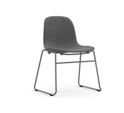 Form Chair Stacking Full Upholstery