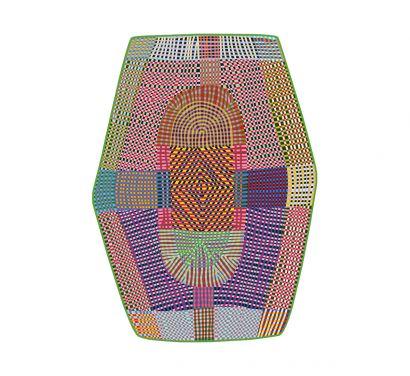 Freaky Carpet Low Pile Polyamide