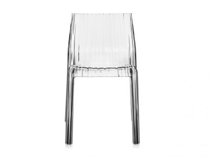Frilly Chair - Crystal