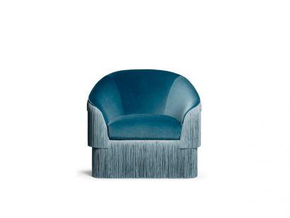 Fringes Armchair