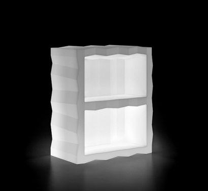 Frozen Display Light Storage Unit