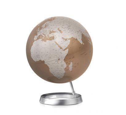 Full Vision Circle Almond Globe